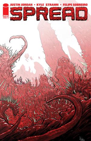 Cover for Spread #10 (2015)