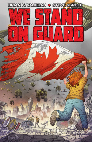Cover for We Stand on Guard #6 (2015)