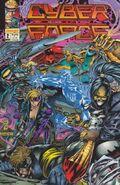 Cyberforce Vol 1 2
