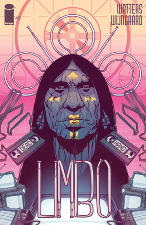 Cover for Limbo #2 (2015)