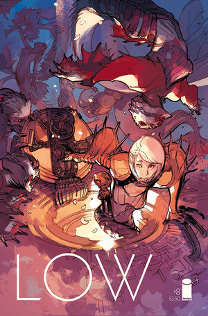 Cover for Low #8 (2015)