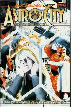 Cover for Astro City #2 (1996)