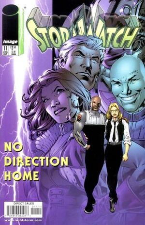 Cover for StormWatch #11 (1998)