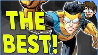 Why Invincible is THE BEST Comic EVER!