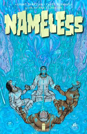 Cover for Nameless #5 (2015)