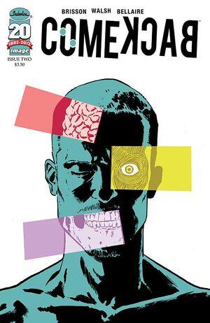 Cover for Comeback #2 (2012)