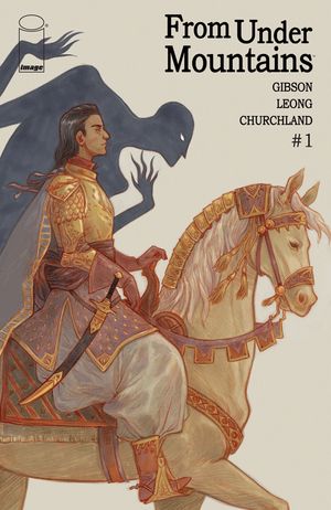 Cover for From Under Mountains #1 (2015)