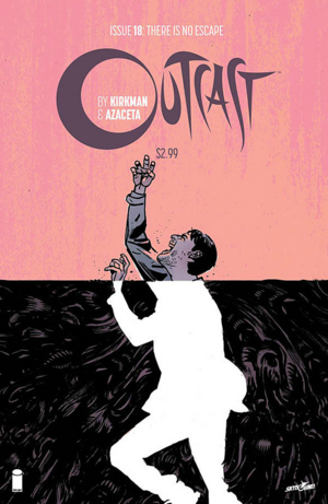 Cover for Outcast #18 (2016)