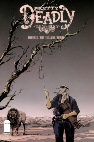 Cover for Pretty Deadly #5 (2014)