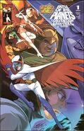 Battle of the Planets Vol 1 1-G