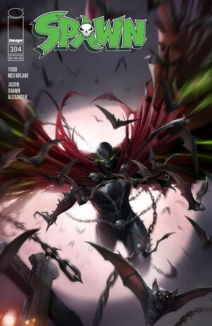 Cover for Spawn #304 (2020)
