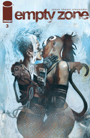 Cover for Empty Zone #3 (2015)