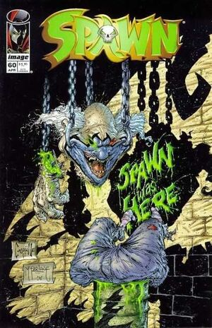 Cover for Spawn #60 (1997)