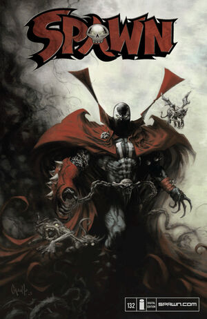 Cover for Spawn #132 (2004)