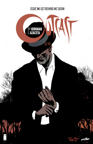 Cover for Outcast #14 (2015)