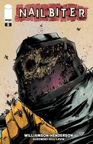 Cover for Nailbiter #8 (2014)