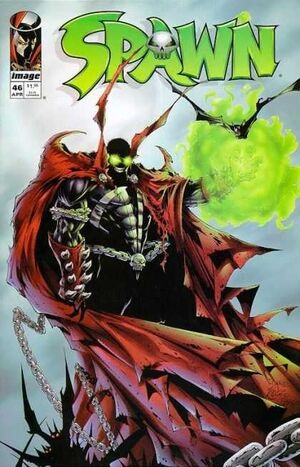 Cover for Spawn #46 (1996)