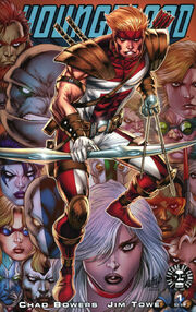 Youngblood Vol 5 Issue 1 Cover B