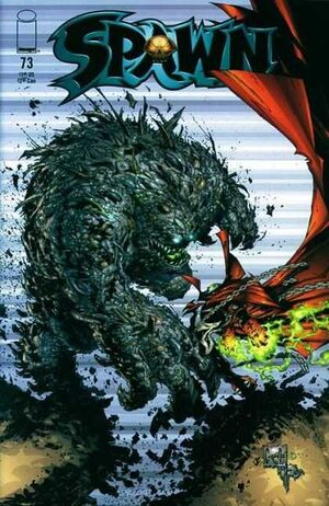 Cover for Spawn #73 (1998)