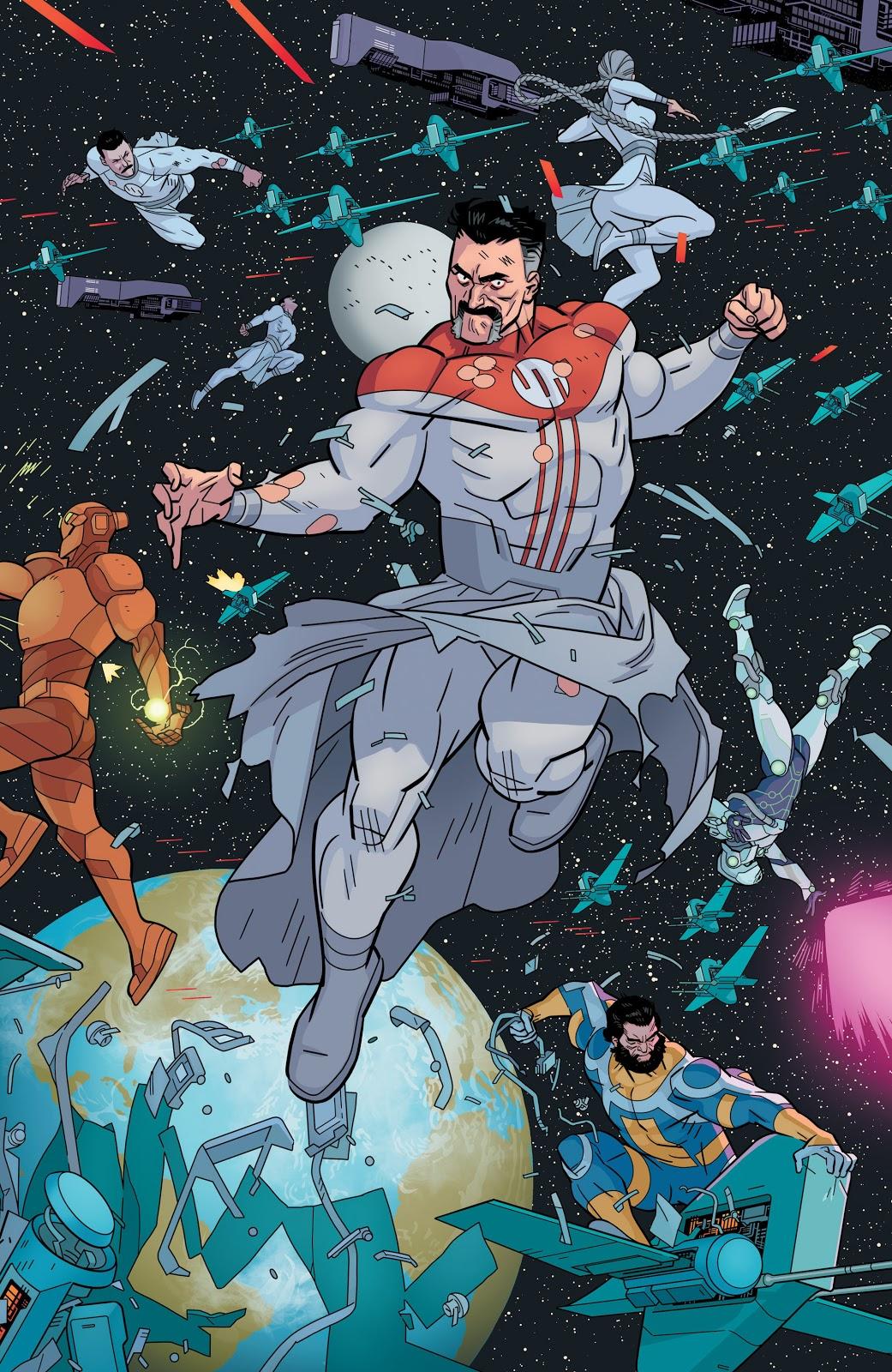 Nolan Grayson | Image Comics Database | Fandom