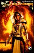 Lady Pendragon Pilot Season Vol 1 1