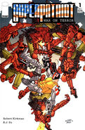 Superpatriot War on Terror Vol 1 1