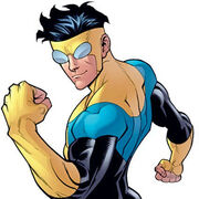 Invincible Mark Grayson - Portal