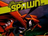 Adventures of Spawn Vol 1 2