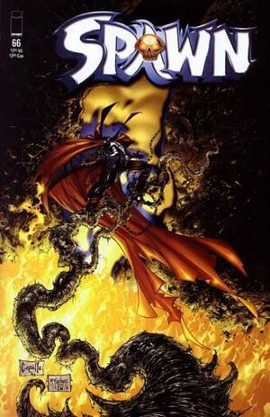 Cover for Spawn #66 (1997)
