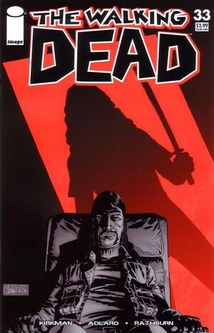 Cover for The Walking Dead #33 (2006)