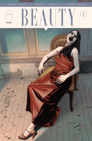 Cover for The Beauty #6 (2016)