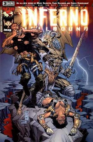 Cover for Inferno Hellbound #3 (2002)
