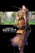 Tokyo Ghost Vol 1 1