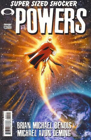 Cover for Powers #30 (2003)