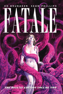 Cover for the Fatale HC Deluxe Edition Vol 2 Trade Paperback