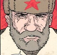 Sergei Korolev The Manhattan Projects 001