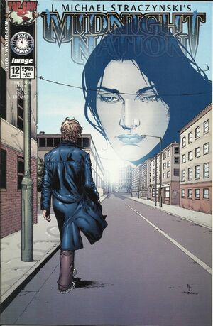 Cover for {{{Title}}} #11 (2002)
