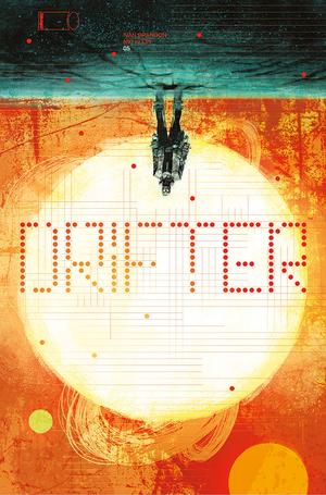 Cover for Drifter #5 (2015)