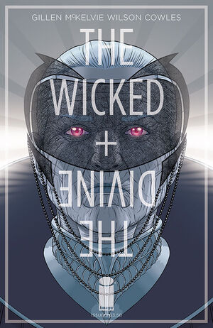 Cover for The Wicked + The Divine #9 (2015)