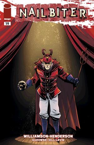 Cover for Nailbiter #19 (2016)