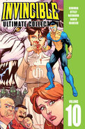 Invincible HC Ultimate Collection Vol 10 (Collected)