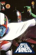 Battle of the Planets Vol 1 1-K