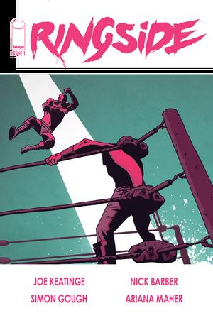 Cover for Ringside #1 (2015)