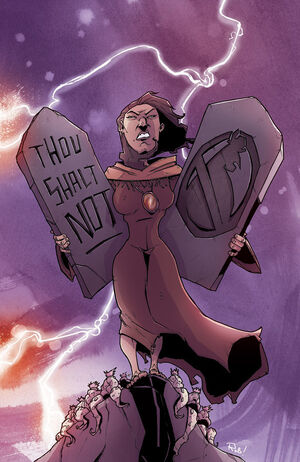 Cover for Chew #35 (2013)