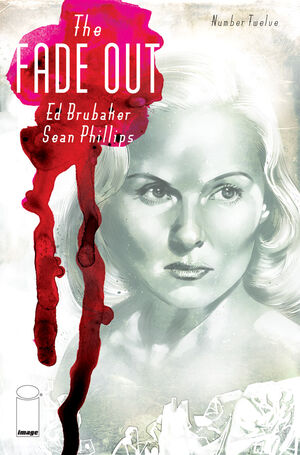 Cover for The Fade Out #12 (2016)