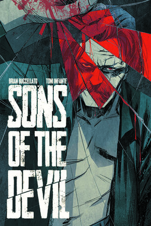 Cover for Sons of the Devil #2 (2015)