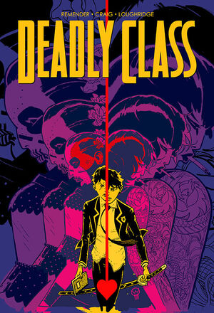 Cover for Deadly Class #8 (2014)