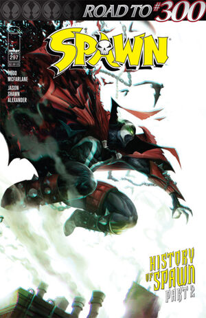 Cover for Spawn #295 (2019)