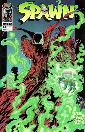 Cover for Spawn #42 (1996)