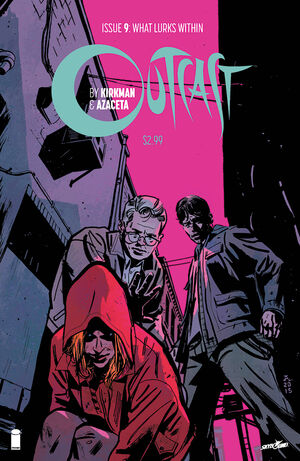 Cover for Outcast #9 (2015)